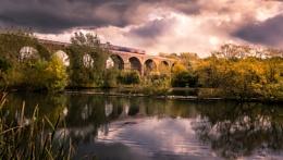 Train arches