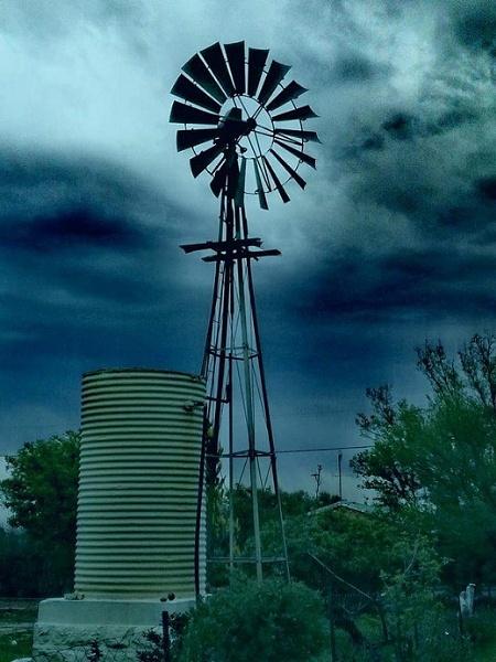Wind mill by Pieterjt007