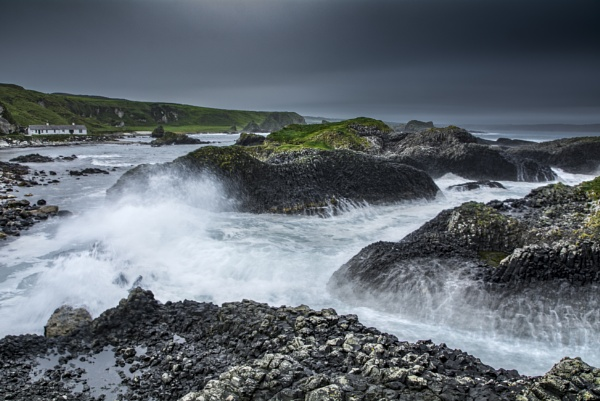 Ballintoy breach by zwarder