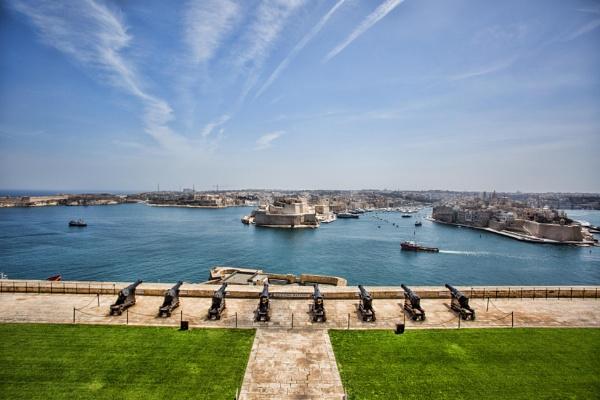 Valletta, malta by sandwedge