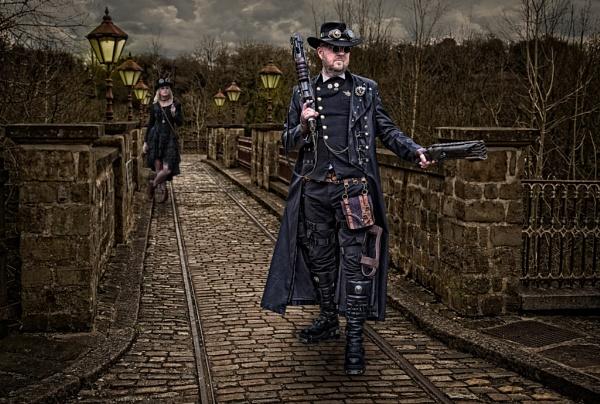 Gunslinger by Draig37