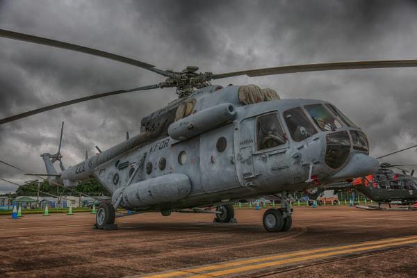 Mi-17 by DaveCole