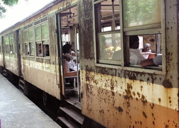 The Kandy express by jhm