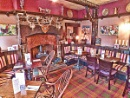 The lounge of The Scotmans Pack, Hathersage