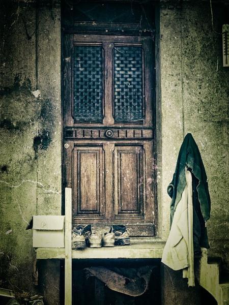 Door. by NotLostinFrance
