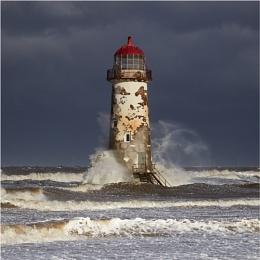 Talacre Storm