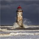 Talacre Storm by jeanie