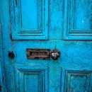 Blue door by cats_123