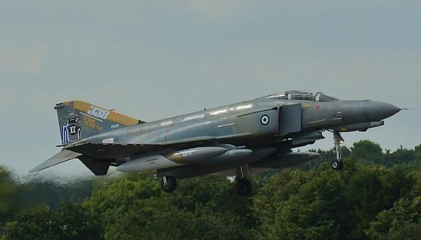 F-4 Phantom by nealie