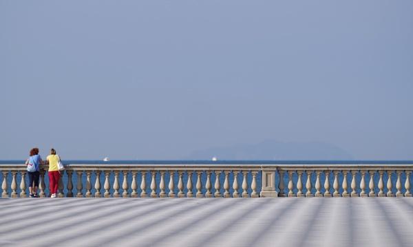 Terrazza Mascagni Livorno (Italy) by erino