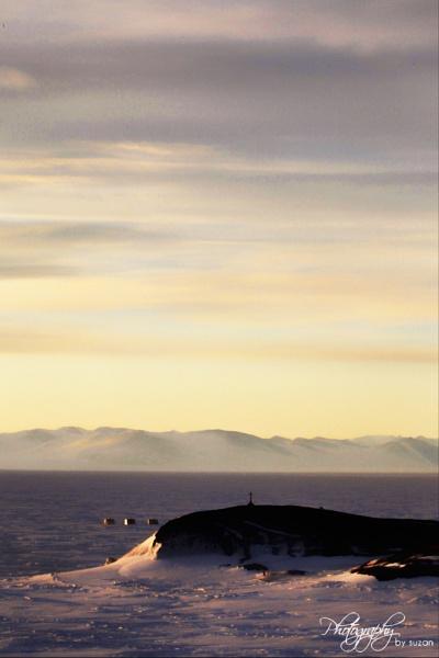 McMurdo Sound by PhotographyBySuzan