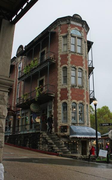 Eureka Landmark Flat Iron Building 2 by lesleysfix