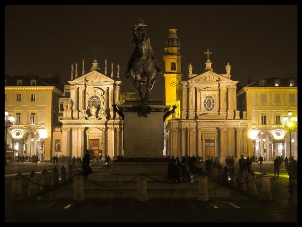Piazza san Carlo by Alex4xd