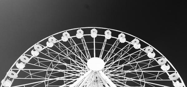 Ferris wheel by tonycullen