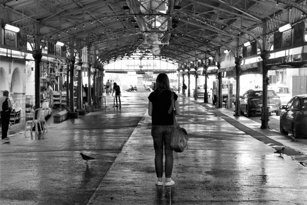 Empty market by tonycullen