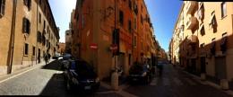 Sunday morning in Civitavecchia