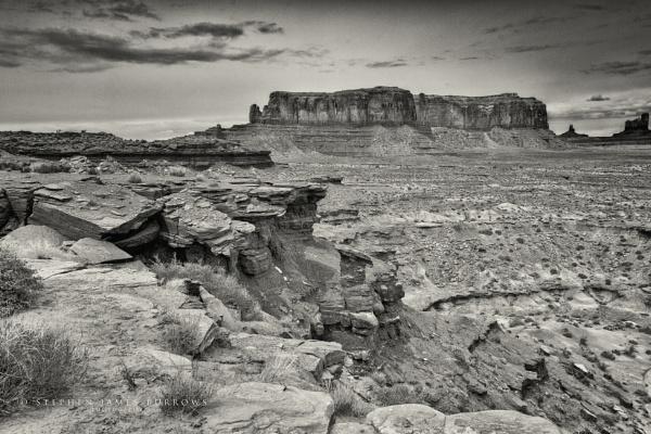 Monument Valley Vista by Stephen_B