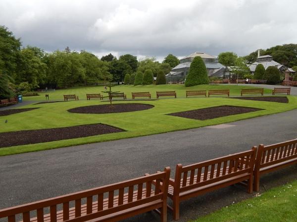 Botanic Gardens Glasgow Tranquility by digital_boi