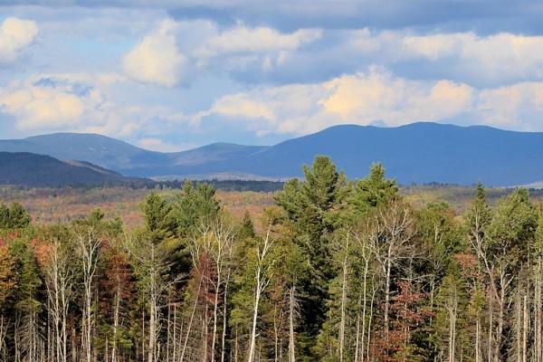 Northern Appalachian Range by Joline