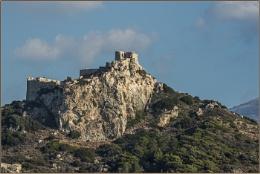 Medieval Castle of Kritinia (Kastellos)