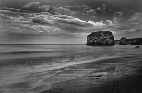 Marsden Rock by stinky_pete