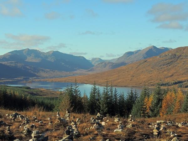 Loch Loyne....again! by angler33333
