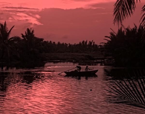 Night Fishing by sweetpea62