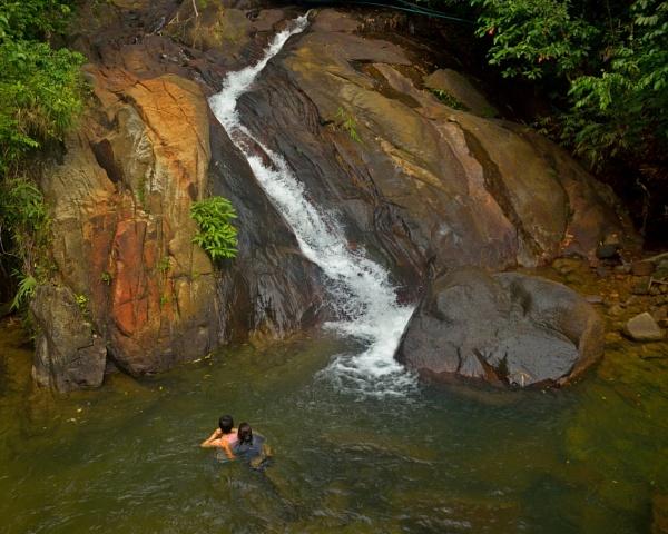 Water Fall by sweetpea62
