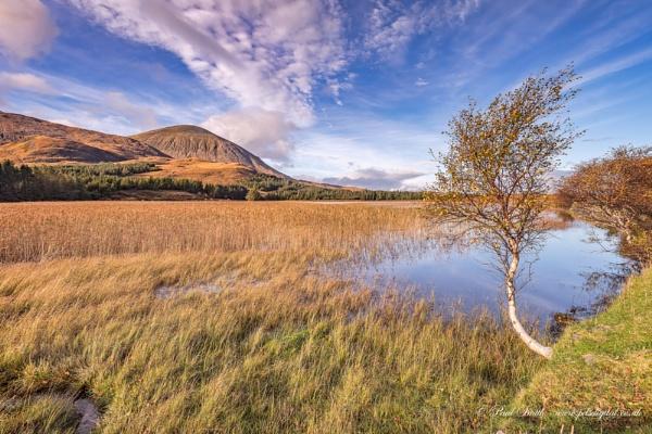 Loch Cill Chriosd, Isle of Skye by pdsdigital