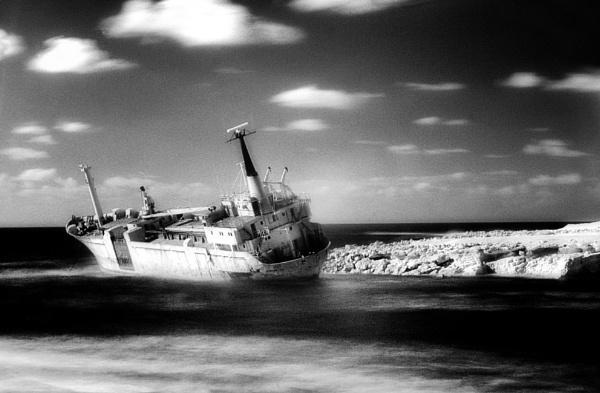 EDRO 111 Shipwreck by exposure