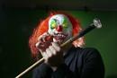 The Clown by deavilin