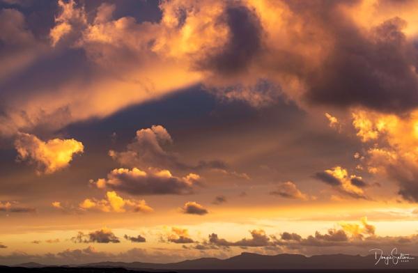 Gairloch to Skye sunset... by Scottishlandscapes