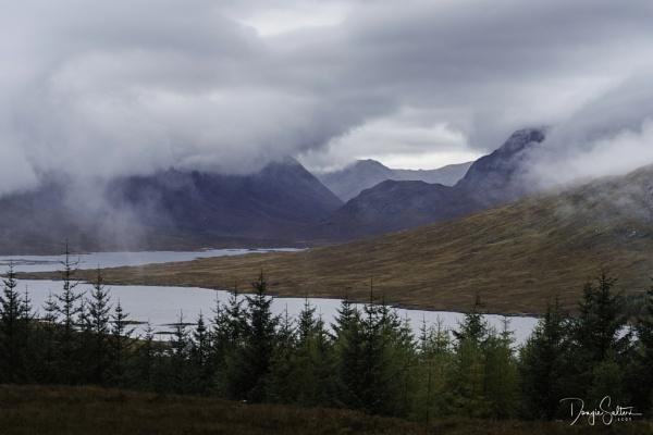 Loch Loyne... by Scottishlandscapes
