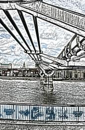 PENCIL BRIDGE
