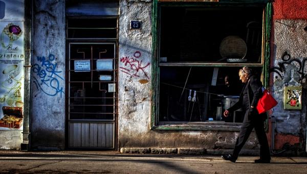 City Life XVII by MileJanjic