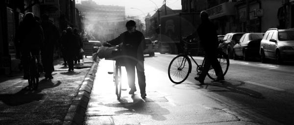 City Life XIX by MileJanjic