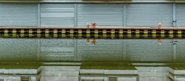reflection by mogobiker