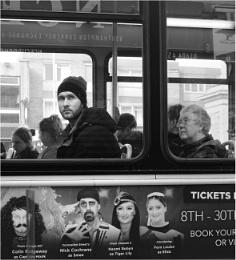 Smee takes the Bus