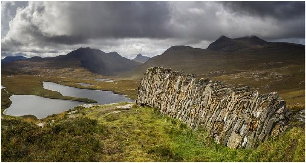 Knockan Crag by Leedslass1