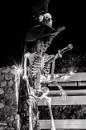 Stuck on Halloween by dtmacias
