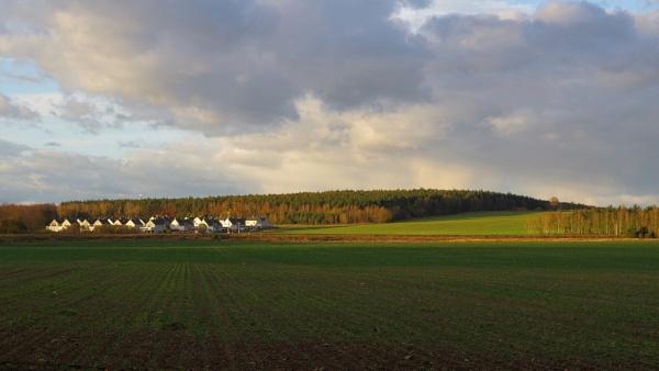 Autumnal Series - Green Plains by PentaxBro