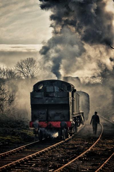 Recreating The Steam Era by CBurgessPhotography