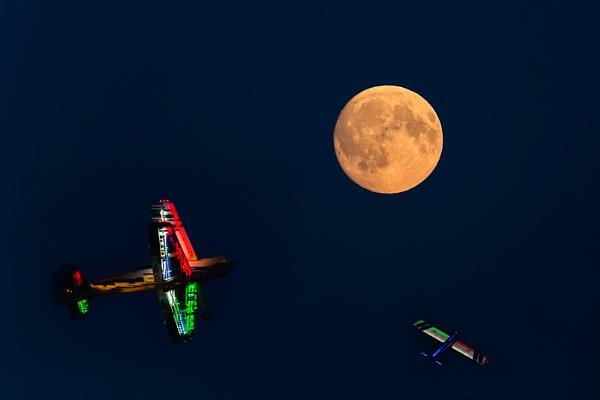 night flights by STUARTHILL758