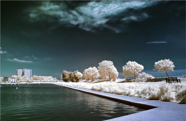 Boating lake . Gosport by frenchie44