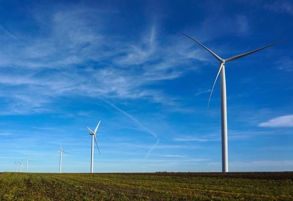 Wind Turbins by Steven_Tyrer