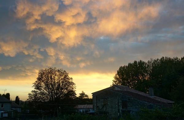 Sunset in France by Steven_Tyrer