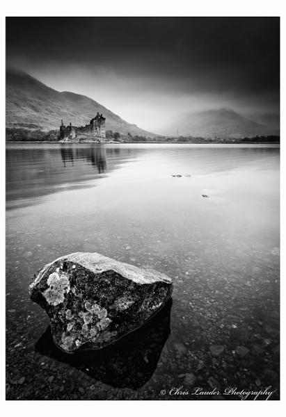 Kilchurn Castle by chris82