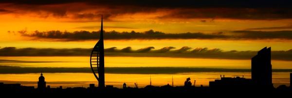 Historic Skyline by fieldgun1976