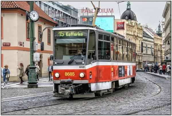 Trams by TrevBatWCC