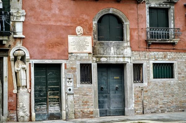 Ca\' Tintoretto by budapestbill